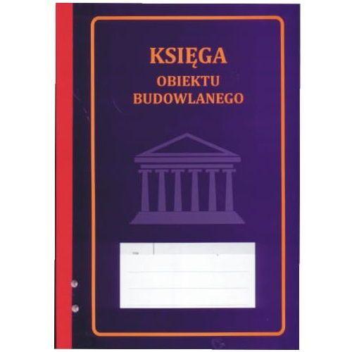 Księga obiektu budowlanego [pu/pb-50] marki Firma krajewski