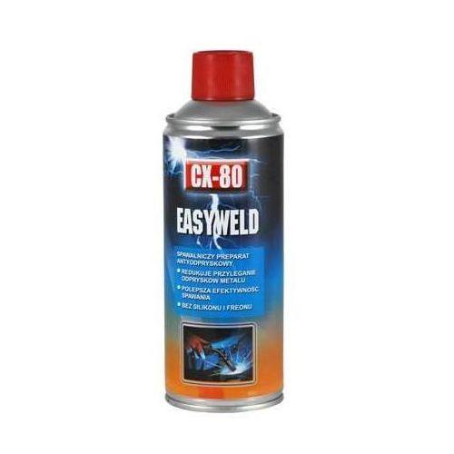 Antyodpryskowy preparat spawalniczy cx-80 400ml od producenta Cx-80 polska