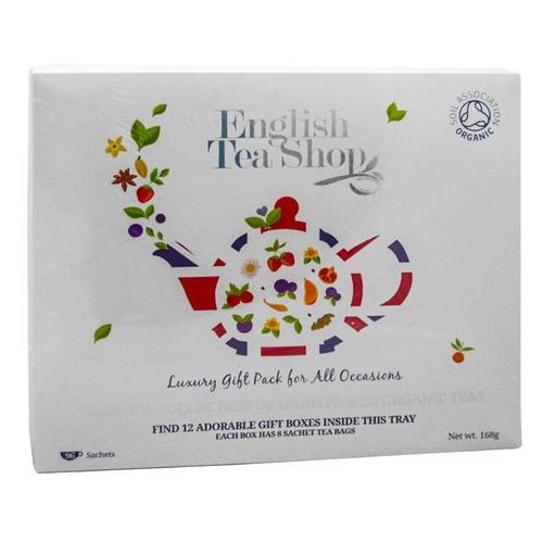 Ets gift box 96 saszetek marki English tea shop