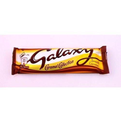 Mars Galaxy caramel collection smooth caramel