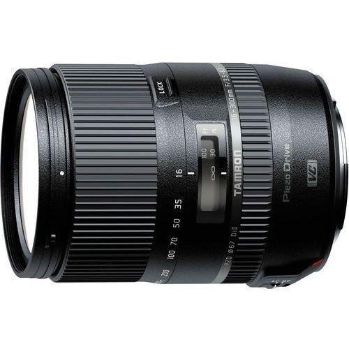Tamron obiektyw 16-300 mm f/3.5-6.3 Di II VC PZD (Canon) + Velbon statyw EX-macro
