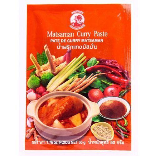 Pasta Curry Matsaman 50g