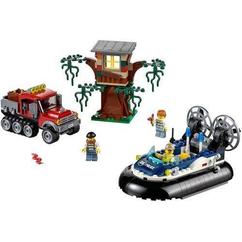 Lego City WIELKIE ZATRZYMANIE 60071 z kategorii: klocki dla dzieci