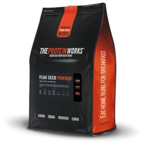The Protein Works Sproszkowane Nasiona Lnu 500 g