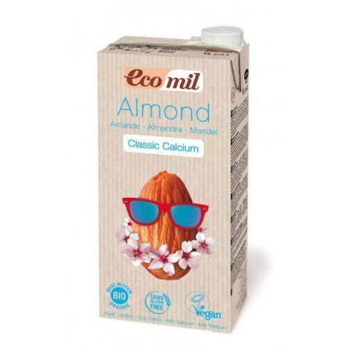 Napój - mleko migdałowe Classic z wapniem Ecomil, 01403