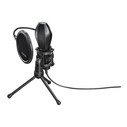 Mikrofon HAMA MIC-USB Stream (4047443404992)