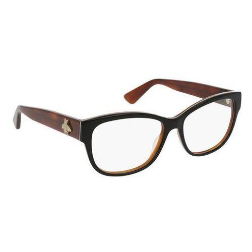 Okulary korekcyjne gg0098o 003 marki Gucci