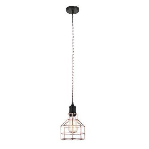 Perifo lampa wisząca 1-punktowa mdm-2272/1 bk+cop marki Italux
