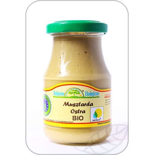 Primaeco Musztarda ostra bio 190g (5900672305166)