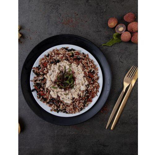 Limonkowo-orzechowy kurczak z ryżem skąpanym w mleku kokosowym z nasionami goji / NIEPASTERYZOWANE (5907518370210)