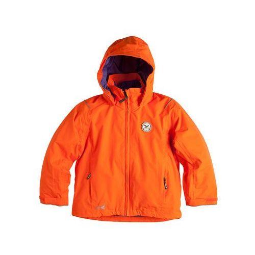 Kurtka funkcyjna 2w1 ''Mur PTX'' w kolorze pomarańczowo-fioletowym | rozmiar 116 - produkt z kategorii- kurtki dla dzieci