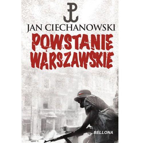 POWSTANIE WARSZAWSKIE - Wysyłka od 3,99 - porównuj ceny z wysyłką, Ciechanowski Jan M.