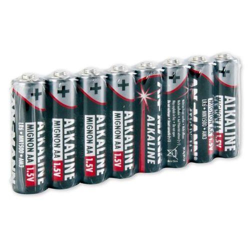 Ansmann bateria red alkaline, 8 sztuk, aa, 1.5v (5015280) darmowy odbiór w 21 miastach! (4013674015283)