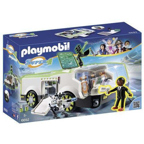 Playmobil SUPER 4 Kameleon techno z agentem gene 6692 - BEZPŁATNY ODBIÓR: WROCŁAW!