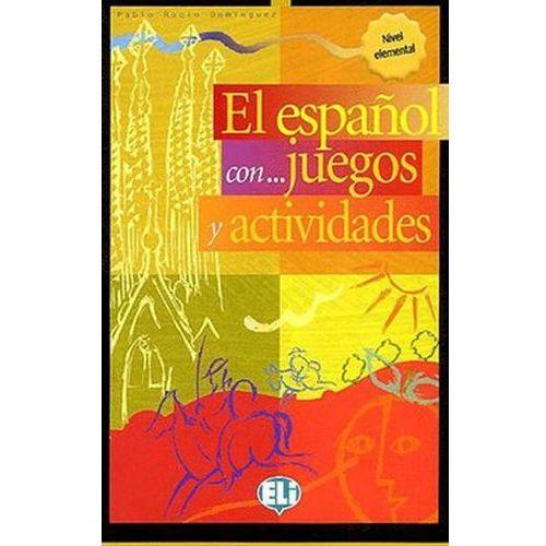 El español con...juegos y actividades Elemental (9788881488247)