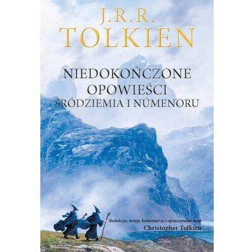Niedokończone opowieści - J. R. R. Tolkien (2020)