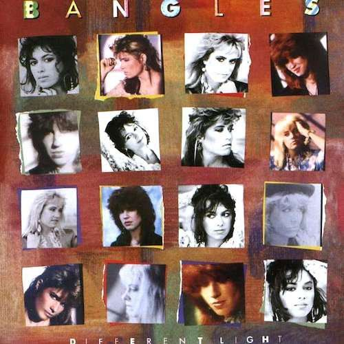Cherry red Bangles - different light [2cd extended edition]