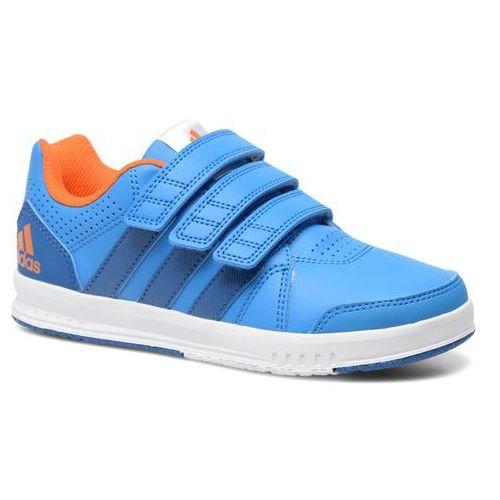 Tenisówki i trampki Adidas Performance LK Trainer 7 CF K Dziecięce Niebieskie ze sklepu Sarenza