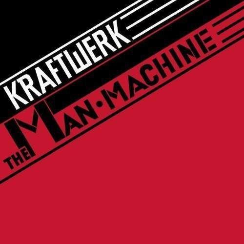 KRAFTWERK - THE MAN MACHINE (5099996602225)