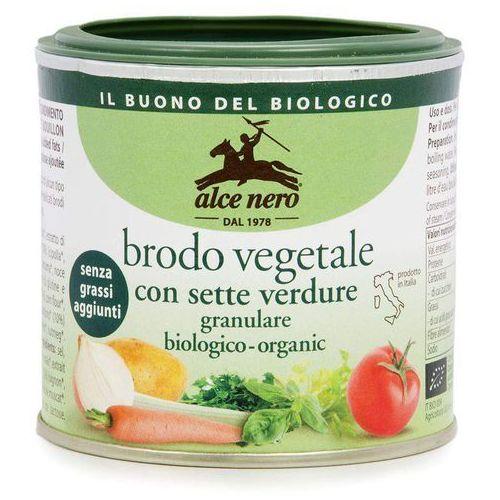 Alce nero Bulion w proszku (wegetariański) bio 120g -