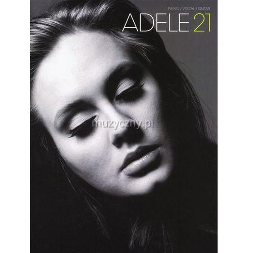 PWM Adele - 21 Album songbook (utwory na fortepian, wokal i gitarę)