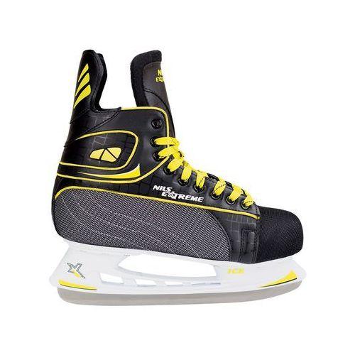 Łyżwy hokejowe extreme nh8556 marki Nils