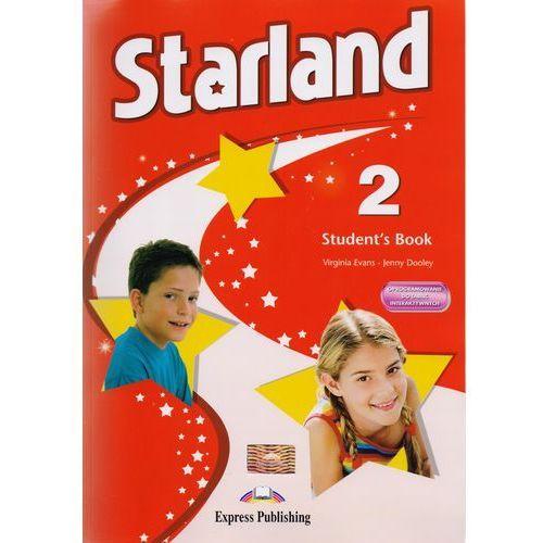 Starland 2 Studens ' book with CD, oprawa miękka