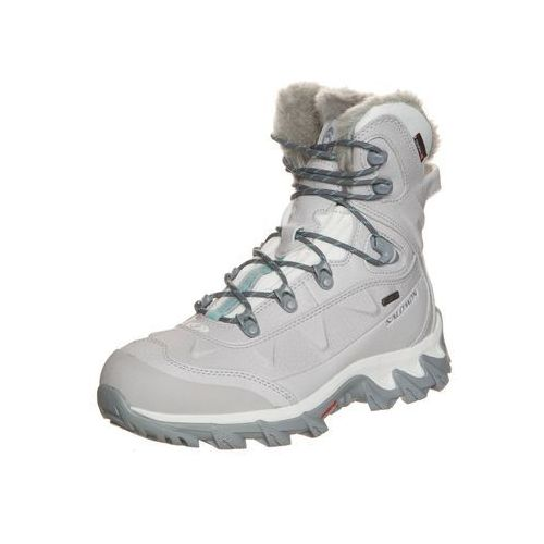 Salomon NYTRO GTX Śniegowce steel grey/cane/softly blue