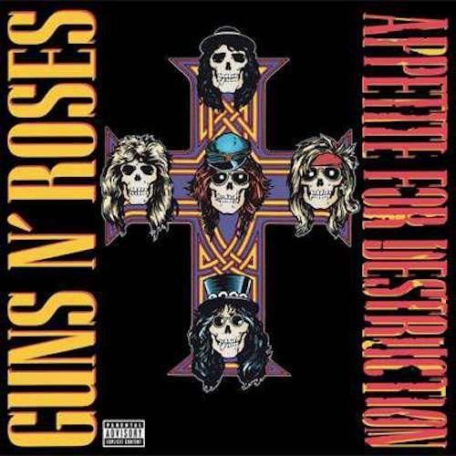 Guns n roses - appetite for destruction [180g] marki Universal music group