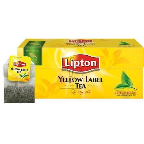 Herbata Lipton Yellow Label 25 torebek (5900300550159)