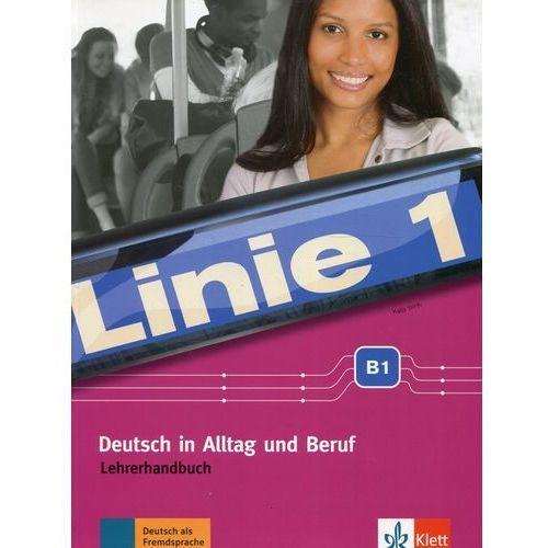 Linie 1 B1 Deutsch in Alltag und Beruf - Katja Wirth (9783126071017)