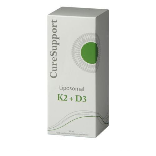 Kenay Witamina K2 + D3 Liposomalna 60ml - suplement diety (8718546670480)