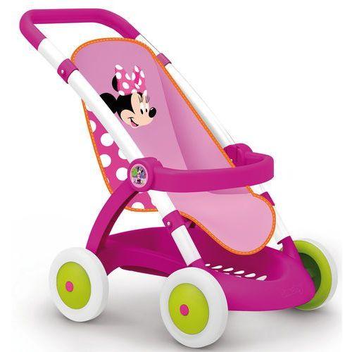 Smoby Sportowy wózek dla lalek Minnie 254033 - oferta [058b40744765d6ea]