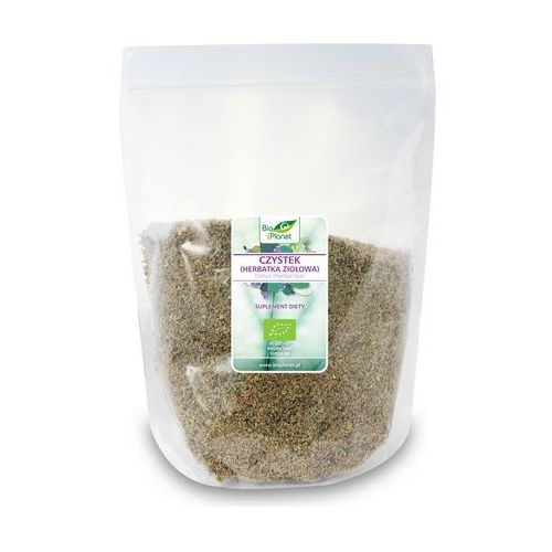 Czystek herbatka ziołowa BIO (Bio Planet) 1kg