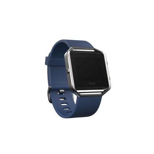FITBIT BLAZE niebieski/srebrny (blue/silver) (L)