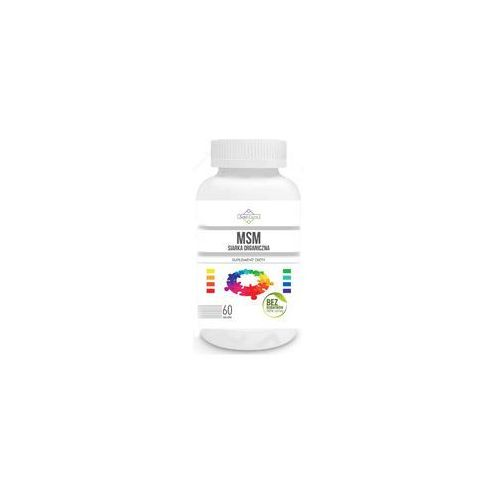 Siarka organiczna 650 mg 60 kapsułek - soul farm marki Soul farm (witaminy i ekstrakty)
