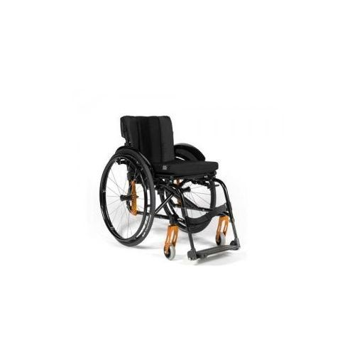 Wózek inwalidzki aktywny quickie life marki Reha fund