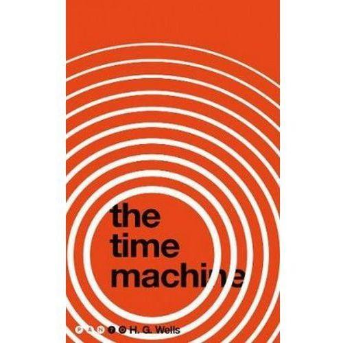 The Time Machine - H.G. Wells (160 str.)