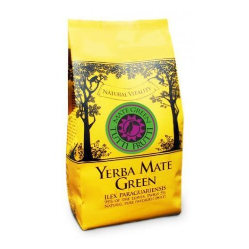 Mate green tutti frutti marki Natural vitality - mate green