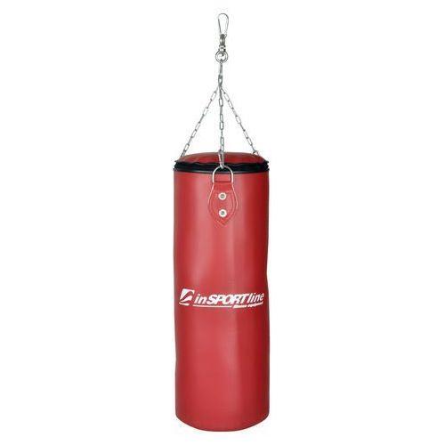 Worek bokserski dziecięcy inSPORTline 10 kg - Kolor Czerwony