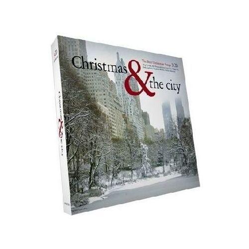 Christmas The City (Digipack) (w), 1790505