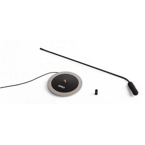 Dpa d:sign 4098-dl-g-b00-015 mikrofon miniaturowy na wysięgniku, superkardioidalny, dł. 16cm, czarny, microdot