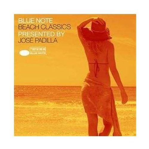 Empik.com Różni wykonawcy - blue note beach classics presented by josé padilla