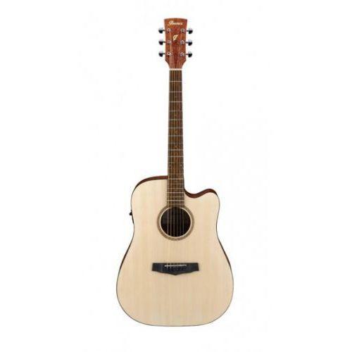 Ibanez pf10ce-opn open pore natural gitara elektroakustyczna