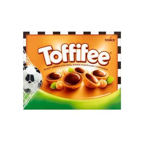 Bombonierka Toffifee Orzechy laskowe w karmelu orzechowym i czekoladzie 250g (4014400905359)
