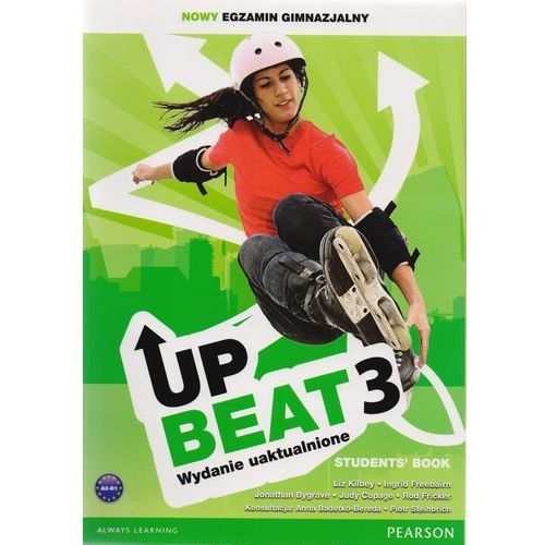 Upbeat 3. Student s Book (+ CD), Longman