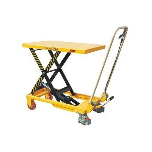 Wózek podnośnikowy stołowy SPA150, 150kg