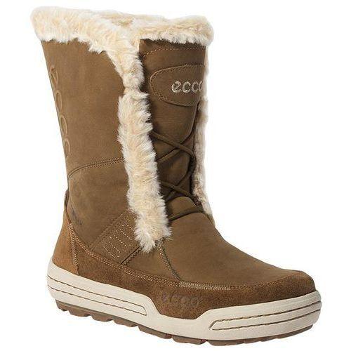 Śniegowce ECCO - Siberia 85252356792 Brązowy