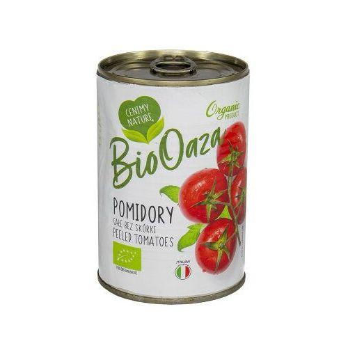 """BIO całe pomidory bez skórki 400g """"BIO OAZA"""" 4 szt., WITPOMC"""