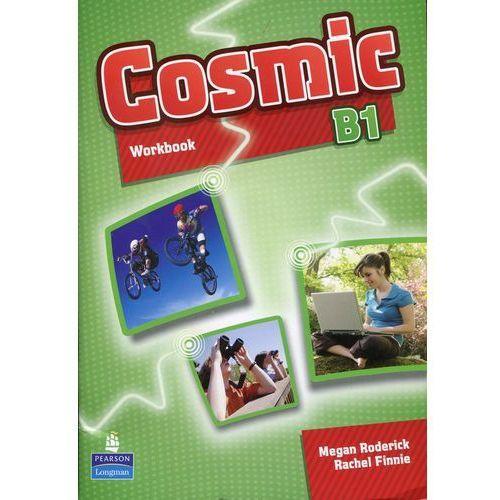 Cosmic B1, Workbook (zeszyt ćwiczeń) plus Audio CD (96 str.)